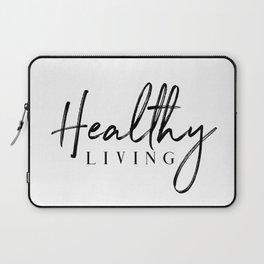 Healthy Living Laptop Sleeve
