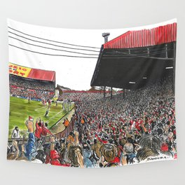 LAST EVER GOAL Wall Tapestry
