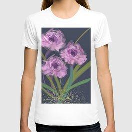 Lavender Posies T-shirt