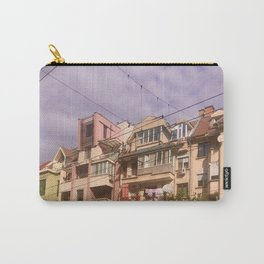 City Street Buildings Carry-All Pouch