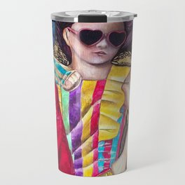 little diva Travel Mug