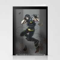 vocaloid Stationery Cards featuring VOCALOID Cole by Witchy