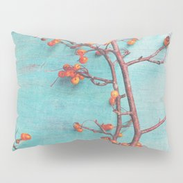 She Hung Her Dreams on Branches Pillow Sham