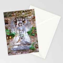 Sphinx in Roma - Saturated Stationery Cards