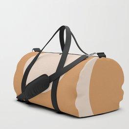 Moon Minimalism - Desert Sand Duffle Bag