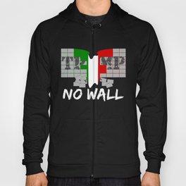 No wall TRUMP Hoody