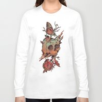 et Long Sleeve T-shirts featuring Mors et Natura by Norman Duenas
