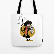 Dumb Cowboy Tote Bag