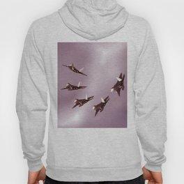 Five raptors Hoody