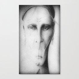 Imaginary Portrait Canvas Print