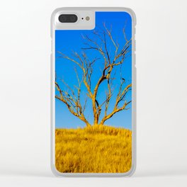 The Dry Country Clear iPhone Case