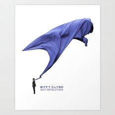 BIFFY 2 Art Print