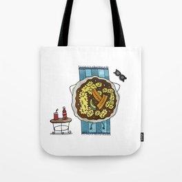 Baleada Tote Bag
