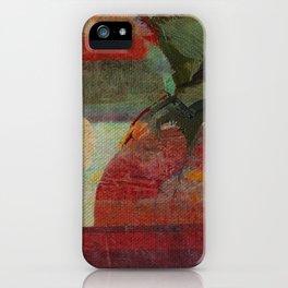 Carcará iPhone Case