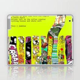 Jx3 Poem - 3 Laptop & iPad Skin