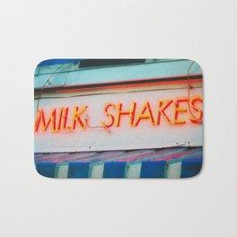Milk Shakes Bath Mat