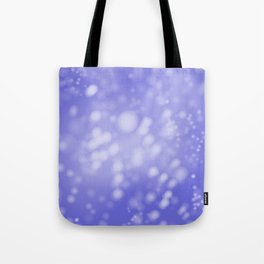 Purple Ombre Tote Bag
