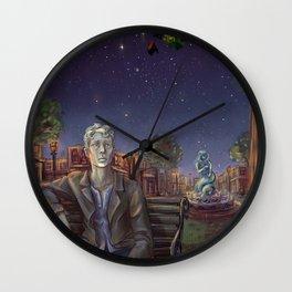 Drystan Wall Clock