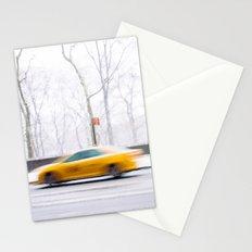 City Winter Stationery Cards