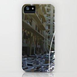 Dereliction iPhone Case