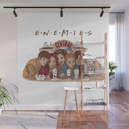 Enemies Wall Mural