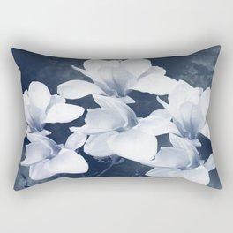 Magnolia 3 Rectangular Pillow