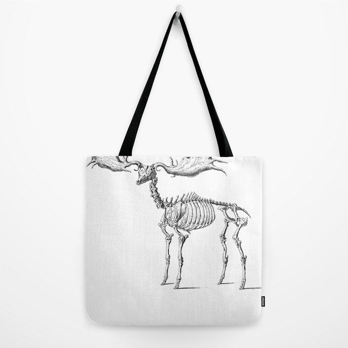 Dead Moose Tote Bag