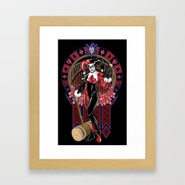 Hey Puddin Framed Art Print
