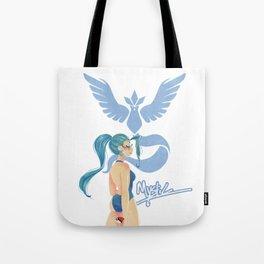 Team Mystic Girl Tote Bag
