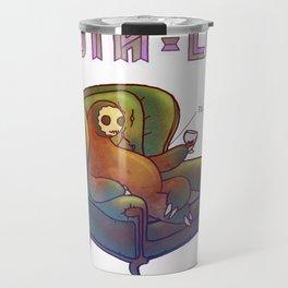 SLOTH LIFE fig. 3. Travel Mug