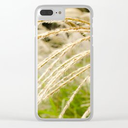Nature 2 Clear iPhone Case
