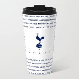 The Spurs Metal Travel Mug