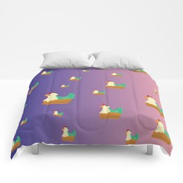 Chicken Party! Comforters