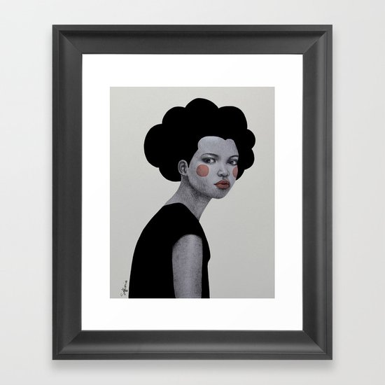 Cornelia Framed Art Print