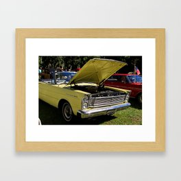 Kieran Framed Art Print