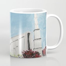 Seoul South Korea LDS Temple Coffee Mug