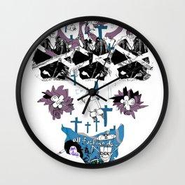 CutOuts - 15 Wall Clock
