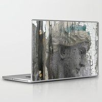 grace Laptop & iPad Skins featuring Grace by The Strange Days Of Gothicrow