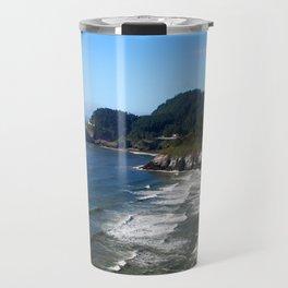Northern Coastline Travel Mug
