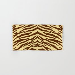 Tiger Stripes Hand & Bath Towel