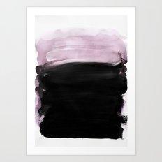 A part of Art Print