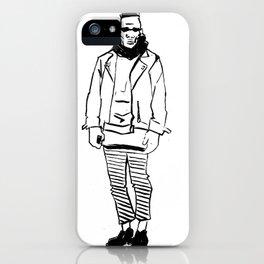 Peppercorn iPhone Case