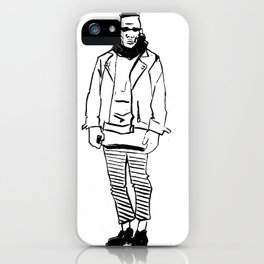 Peppercorn iPhone Case