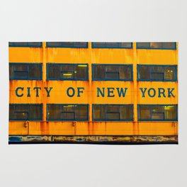 City of New York (Ferry) Rug
