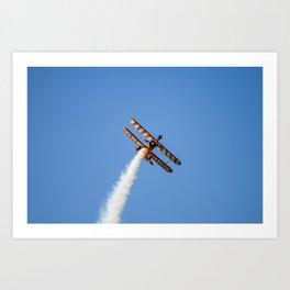 SmokinShow Art Print