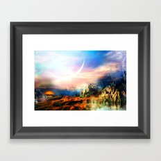 New Beginnings Framed Art Print