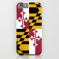 State flag of Flag Maryland Slim Case iPhone 6s