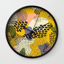 Piña Colada Wall Clock