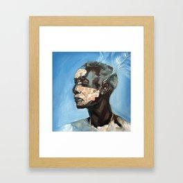 The Huntsman Framed Art Print