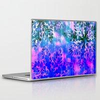 hawaiian Laptop & iPad Skins featuring Hawaiian Holiday by Vikki Salmela